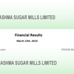 Chashma Sugar Mills Limited. (CHAS)